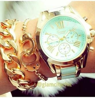 mint jewels armbanduhr watch
