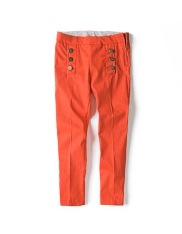 Pantalon 〠six boutons