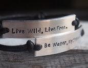 jewels,bracelets,engraved bracelet,custom bracelet,personalized bracelet,silver,couples bracelet,matching bracelet