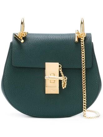 bag shoulder bag green