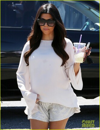 sunglasses kourtney kardashian