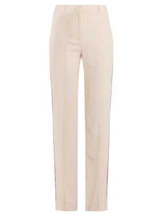 high pink pants