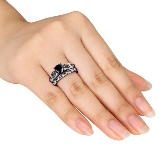 Bridal Set Wedding Rings