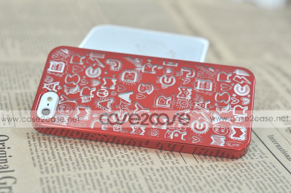 Best cool marc by marc jacobs metallic iphone 5 case dreamy graffiti