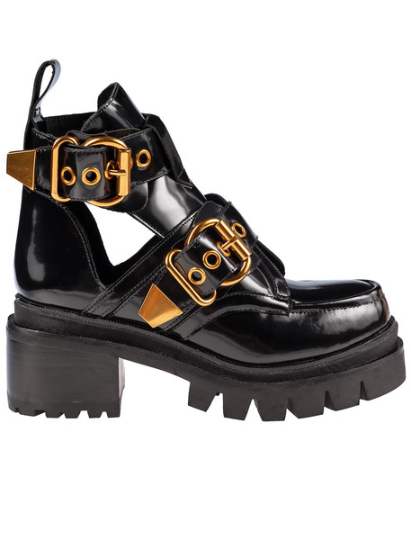 Jeffrey Campbell Drifter Boots in black