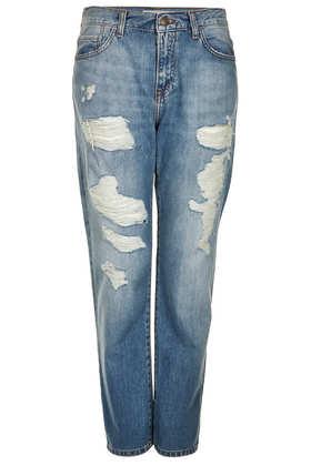 MOTO Vintage Boyfriend Jeans - Topshop USA
