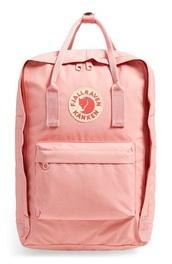 bag,fjallraven kanken,backpack,pink