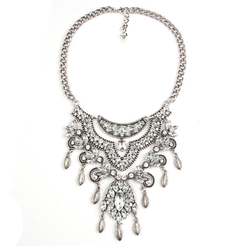 Find the best selection of cheap statement necklaces in bulk here at specialtysports.ga Including necklace airings and sunshine necklace at wholesale prices from statement necklaces manufacturers. Source discount and high quality products in hundreds of categories wholesale direct from China.
