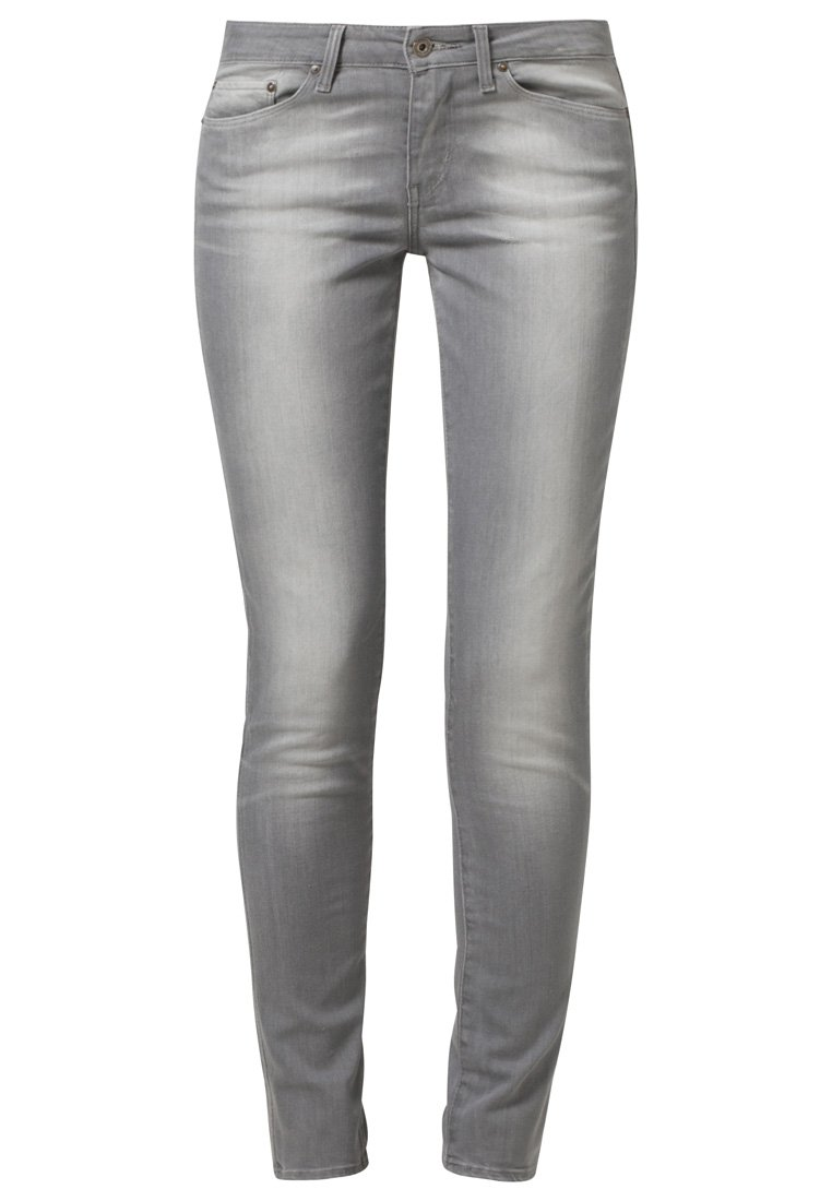 Levi's® MODERN DEMI SKINNY - Jeans Slim Fit - grey freeze - Zalando.de