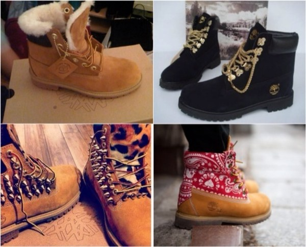 timberland made in