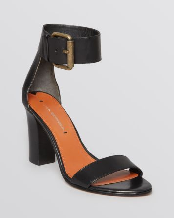 Via Spiga Sandals - Foxy Ankle Strap High Heel | Bloomingdale's