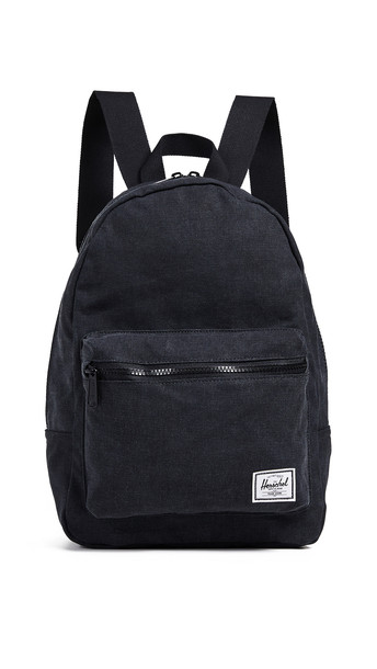 Herschel Supply Co. Herschel Supply Co. Cotton Casual Grove X-Small Backpack in black