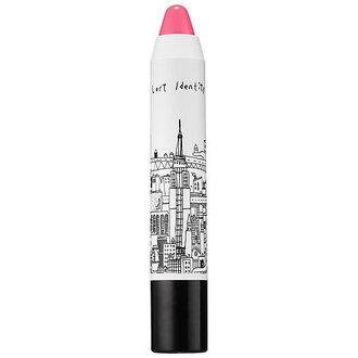 make-up lip liner pink lipstick