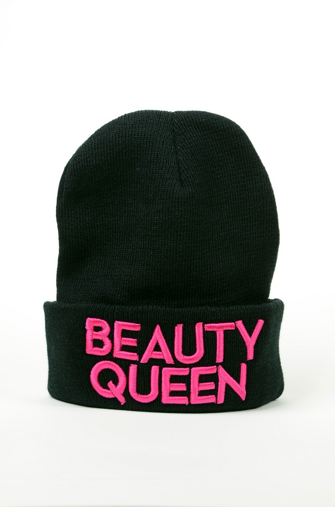 Beauty Queen Beanie - Paper Alligator
