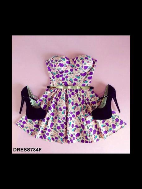dress cute bustier dress