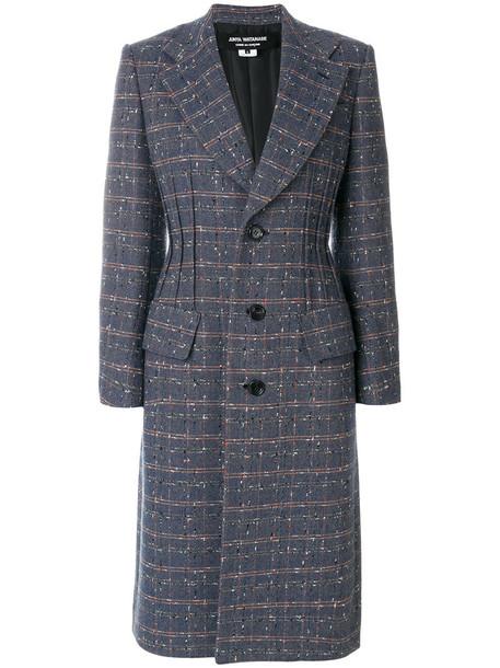 JUNYA WATANABE COMME DES GARÇONS coat women wool