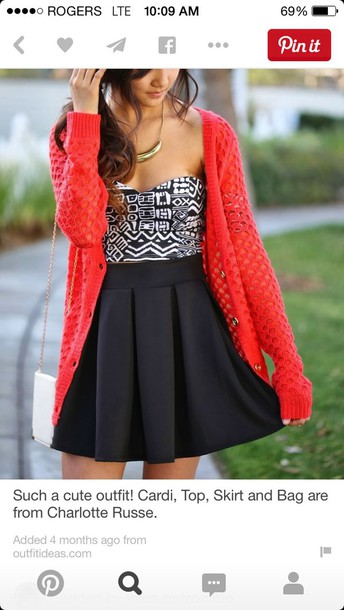 dress cute cardigan