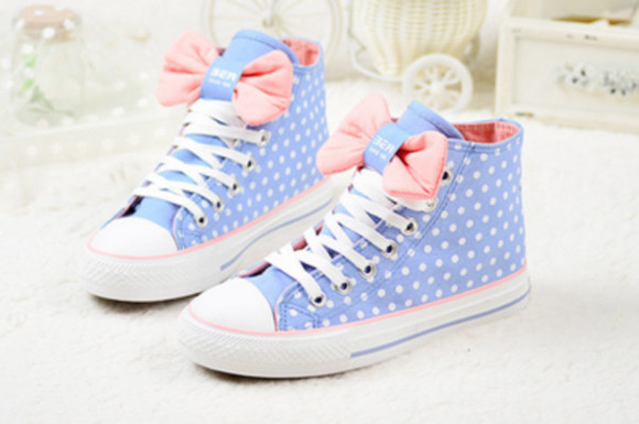 polka dots shoes polka dot colorful