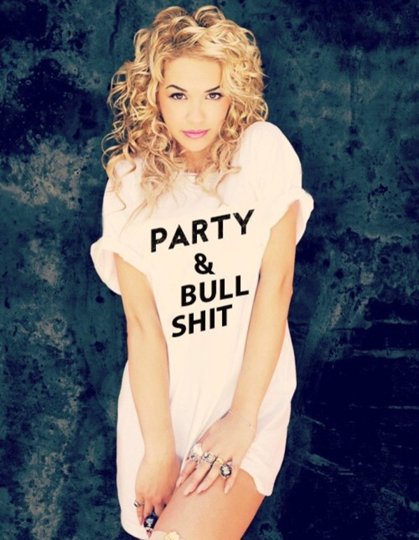 shirt ritaora t-shirt white chill