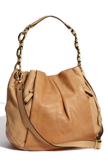 Vince camuto leather hobo