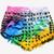 820 Technicolor Vintage Levis Shorts | RUNWAYDREAMZ