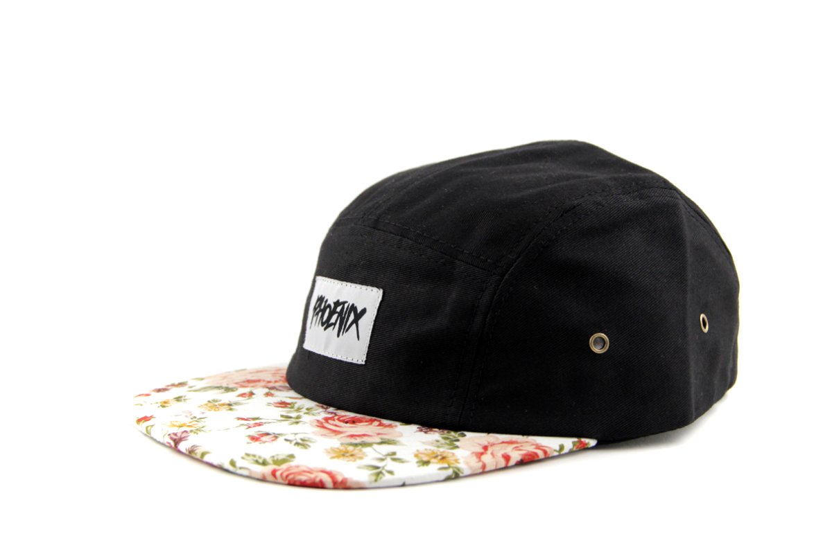 Phoenix Clothing Shop Snow White 5-Panel Cap