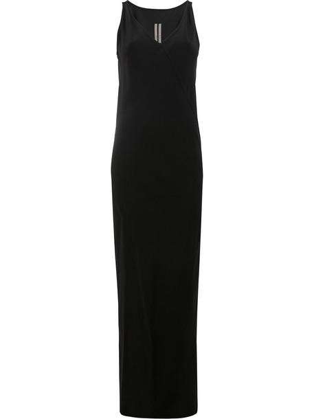 dress long women black