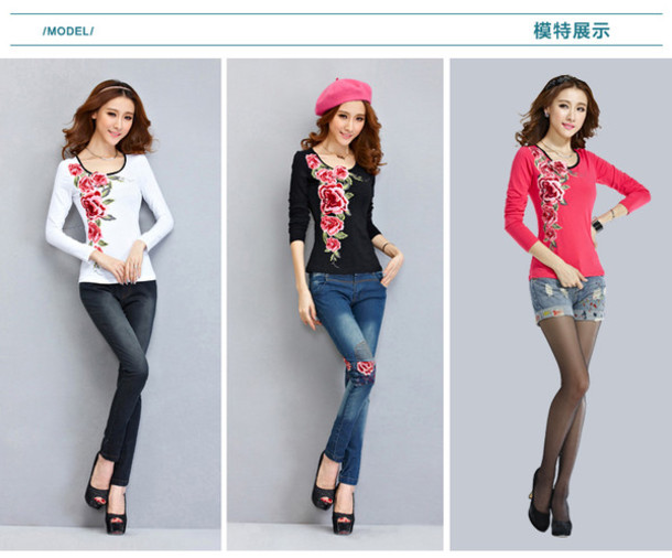 shirt spring fashion lady 24chinabuy
