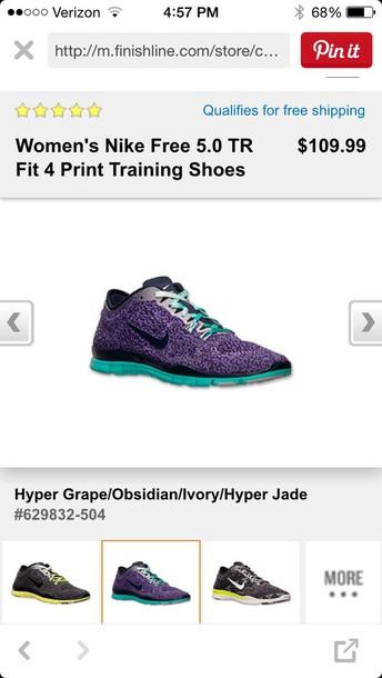 shoes nike free runs cheetah
