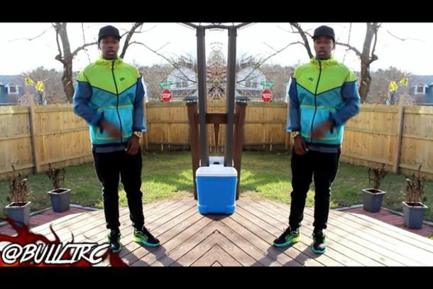 jacket nike green jacket windbreaker bull1trc blue jacket