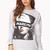 Street-Chic Marilyn Monroe Sweatshirt | FOREVER21 - 2000066503