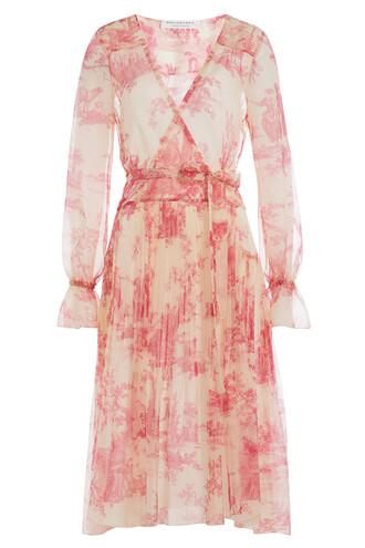dress chiffon dress chiffon silk rose
