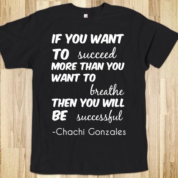 t-shirt Chachi Gonzales