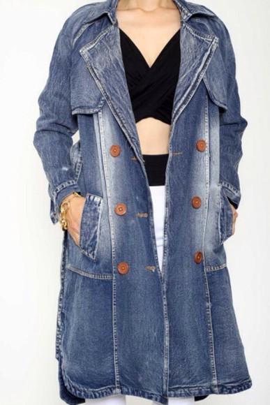 jacket denim