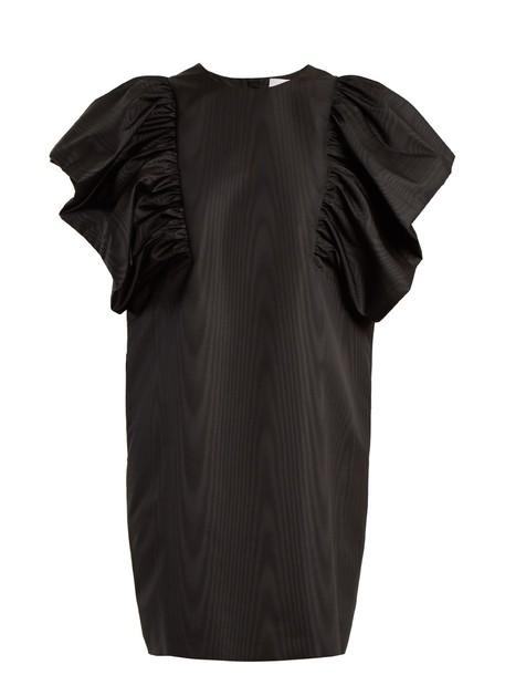 MSGM dress oversized black