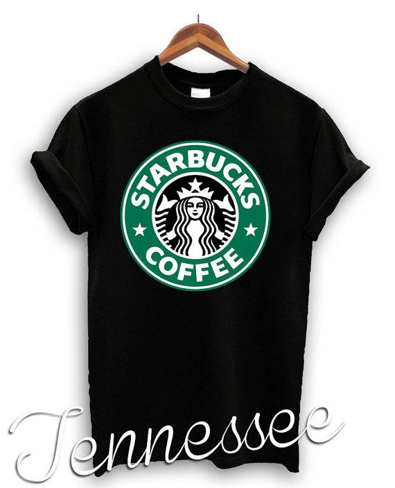 Starbucks t shirt logo tee imprimé