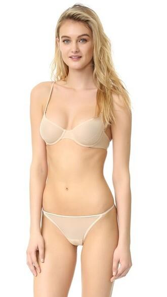 bra new blush underwear
