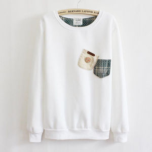 ★ patch sweater ★ · home for the weekend ★ · online store powered by storenvy