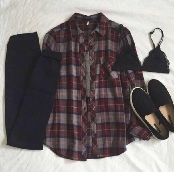 shirt vintage pattern