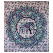 home accessory,tapestry,mandala hippie tapestry,mandala wall hanging,dorm tapestry,magical night star mandala tapestry,tie-dye elephant tapestry,tapestry for dorm college,cheap tapestries