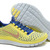 Nike Free 3.0 V4 Electric Yellow Deep Royal Blue Summit White-Womens