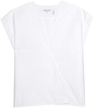 top cotton white