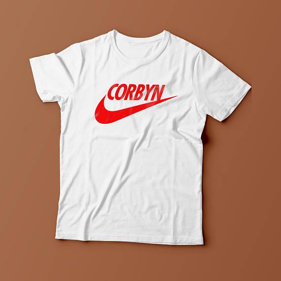 1f88d7c958 Jeremy Corbyn Labour Election Funny Unisex TICK Mens Womans ...
