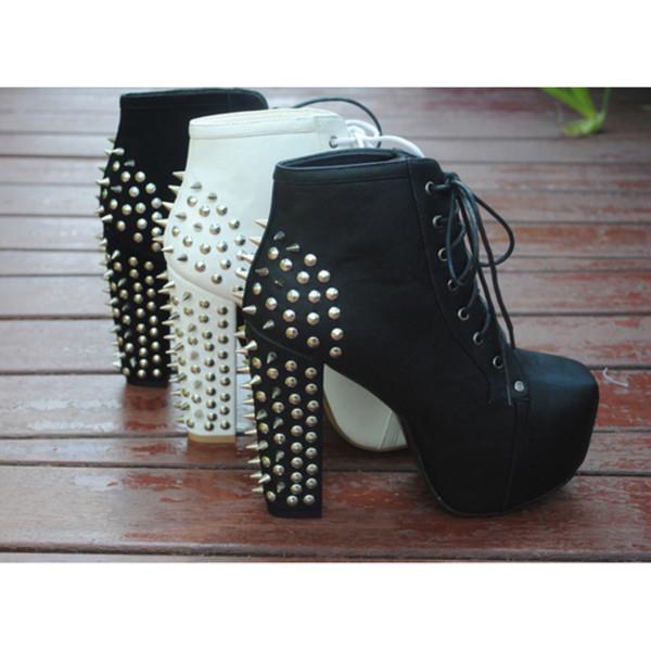 heels rock shoes