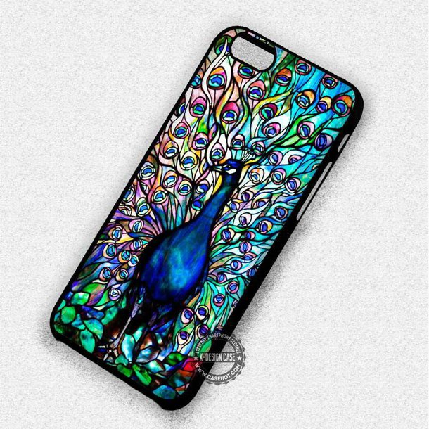 iphone 7 case peacock