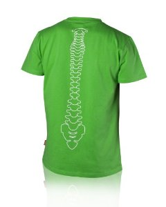 Amazon.com: POC Spine T-shirt, Green, X-Small: Sports & Outdoors