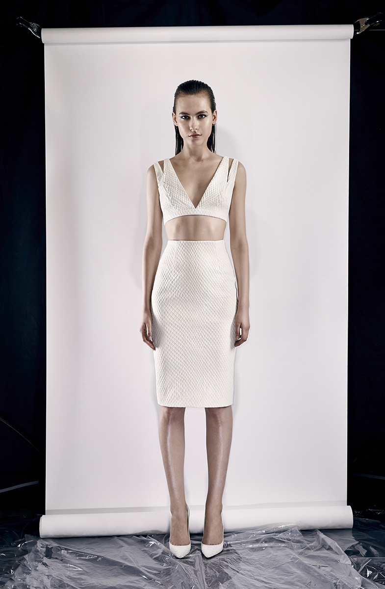 Cushnie Et Ochs Resort 2014 Collection Lookbook