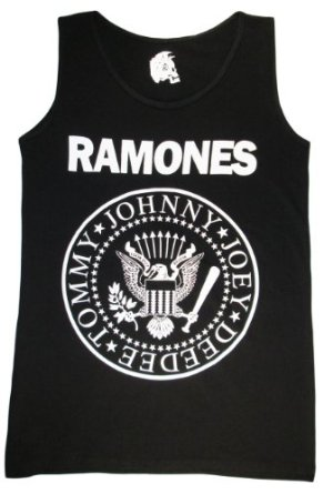 Amazon.com: Ramones shirts Party Rock Band T Shirt Print Tank Top Singlets Tee Shirts: Clothing
