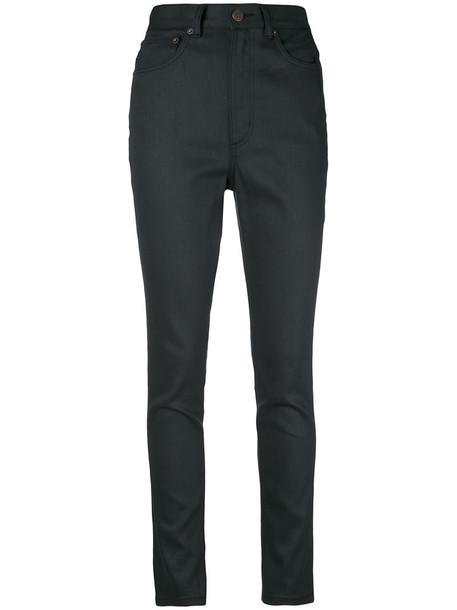 Marc Jacobs jeans women spandex cotton black