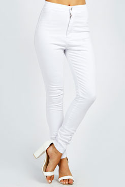 Macy High Rise Super Skinny Jeans